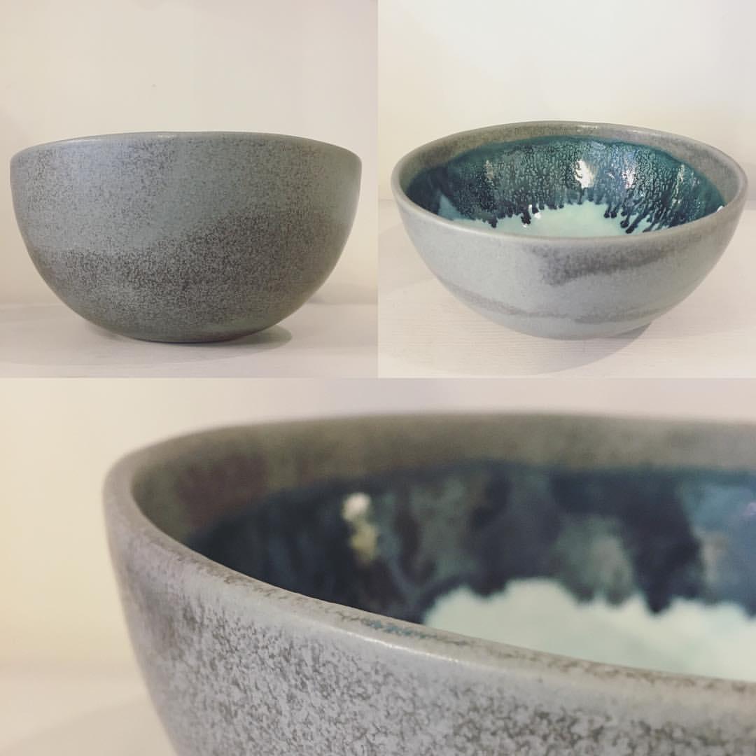 Bowls by Thordis Baldursdottir