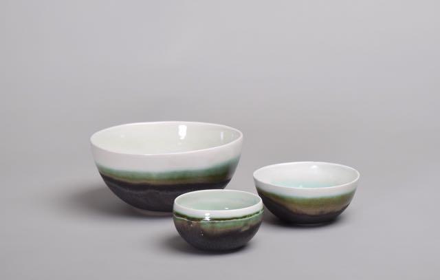 Set of bowls by Thordis
