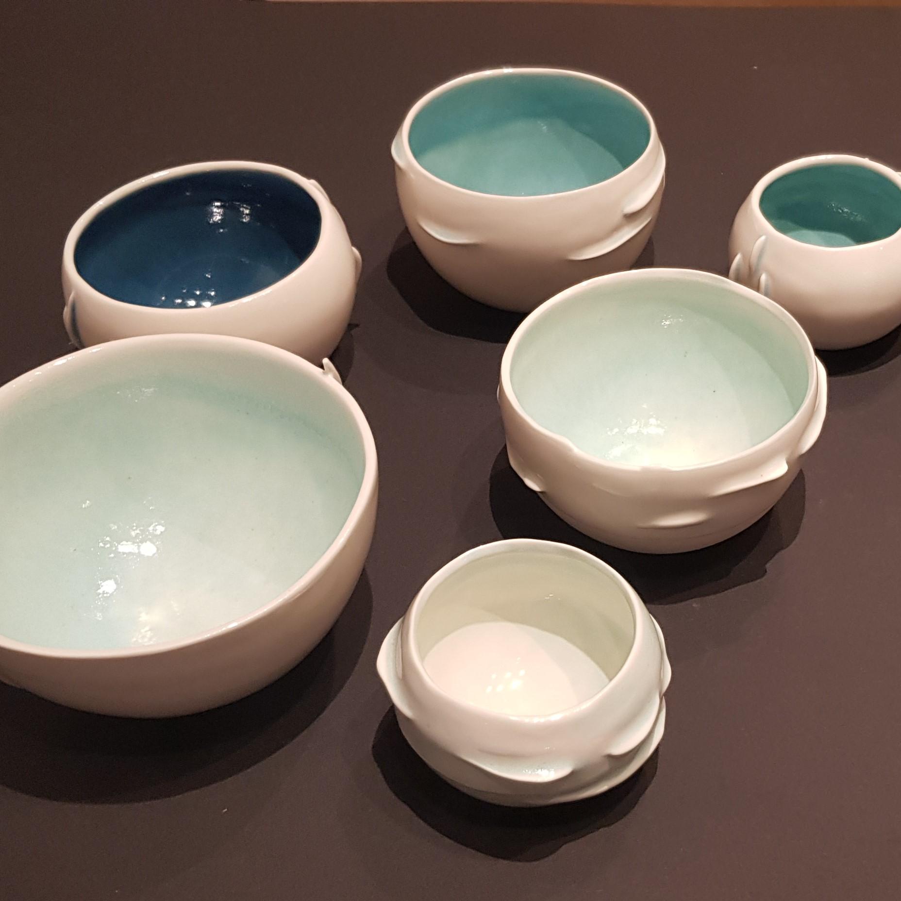 Bowls by Thordis