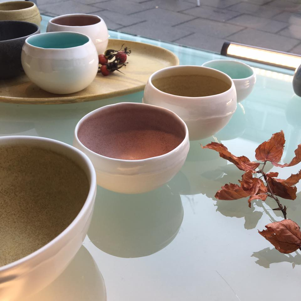 Bowls made by Thordis