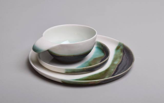 Set of bowls by Thordis Baldursdottir