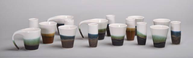Mugs and cups by Thordis Baldurs