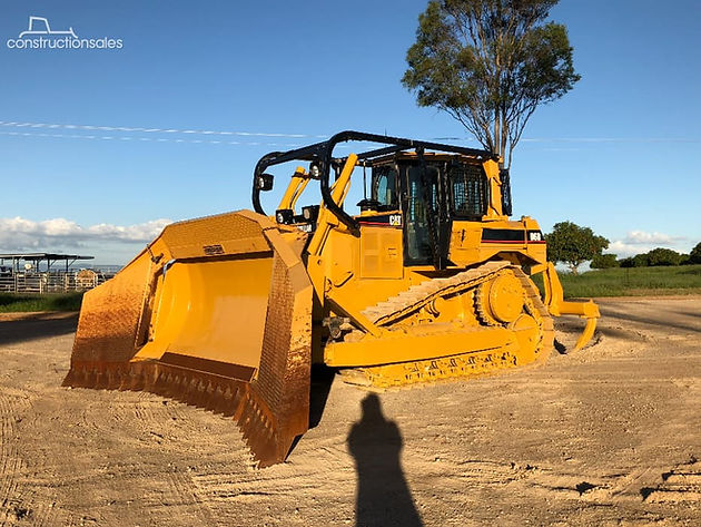 2004 CAT D6R XL Series II Dozer For Sale | Heavy Machinery Sales