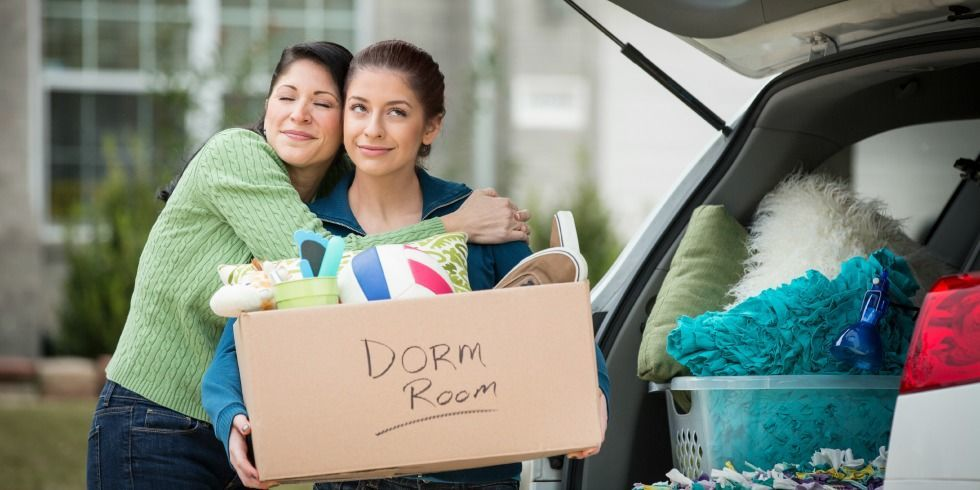 Tips for a Great College Move-in Day | Parenting Help| Parenting Teens| Parent Coach