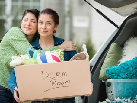 Tips For A Great College Move-in Day