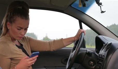Top 10 Risky Behaviors of Teen Drivers
