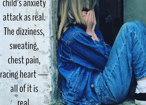 How to Calm an Anxiety Attack