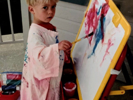 How Kids Learn: Paint, Puddles and Play