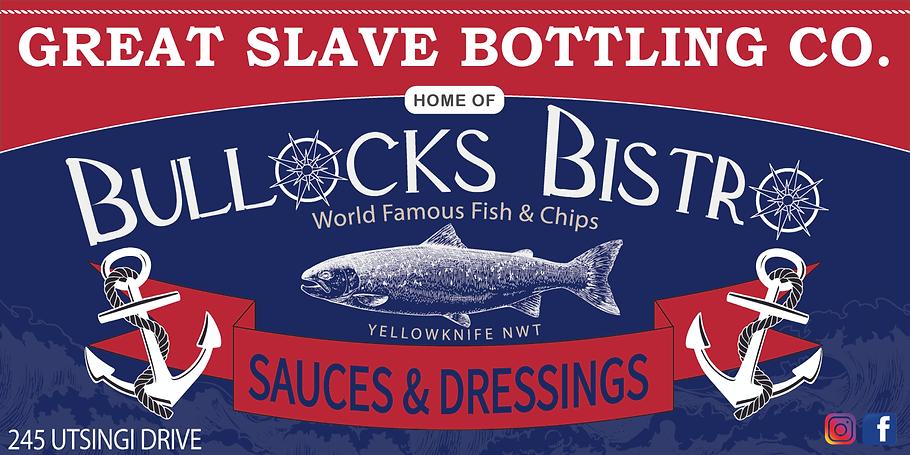Great Slave Bottling - Future Home sign2