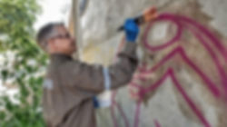 borrado de graffitis