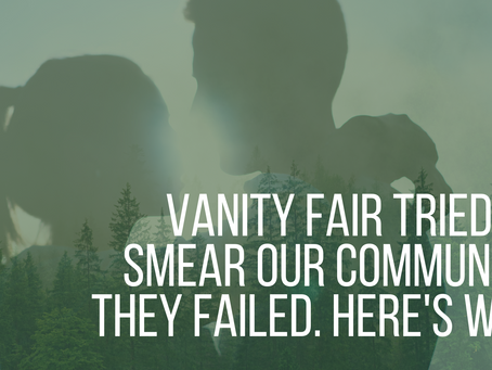 Colby & Keely's Response to Vanity Fair's article on Twin Flames Universe