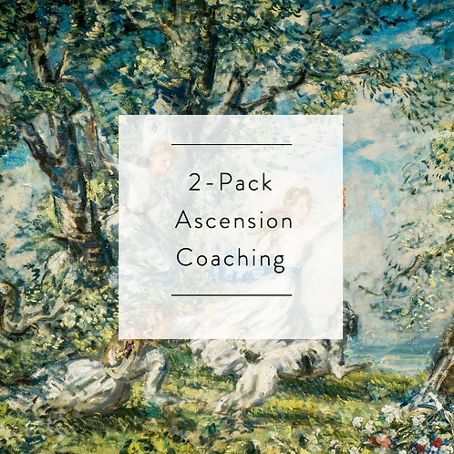 2-Pack Ascension Coaching Session