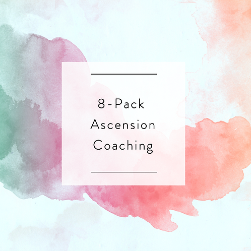 8-Pack Ascension Coaching Session