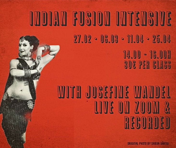 Indian Fusion Intensive