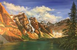 Valley of the Ten Peaks, Banff