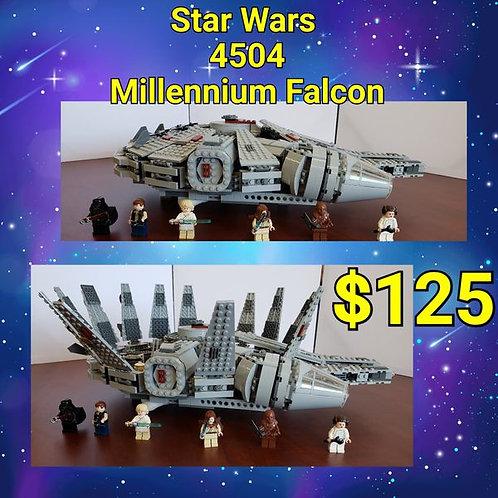 Vintage Star Wars LEGO 4054 Millennium Falcon
