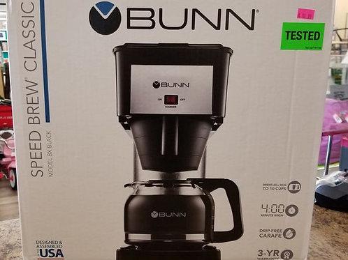 Bunn 10 Cup Speed Brew Classic BX Black