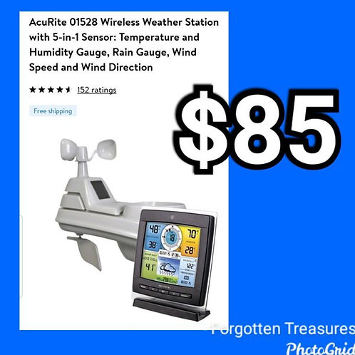 Acurite 01528 Wireless 5 in 1 Weather Station