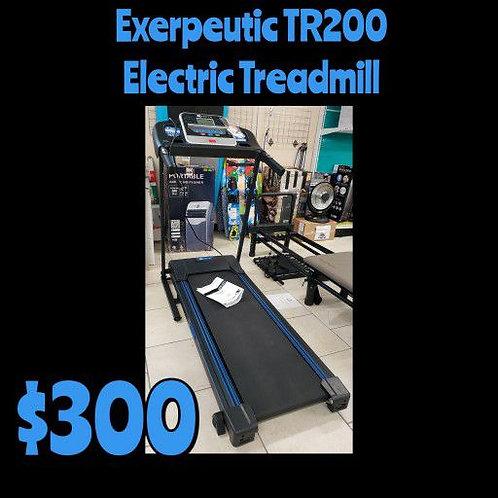 Exerpeutic TR200 Treadmill