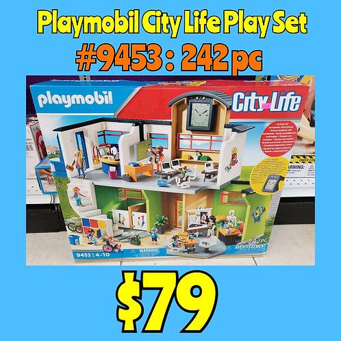 Playmobil CITY LIFE Play Set 9453
