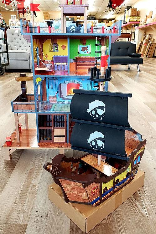 Kidkraft Pirate's Cove Play Set