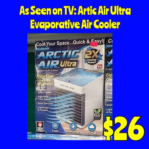 As Seen On TV Artic Air Mini Evaporative Air Cooler