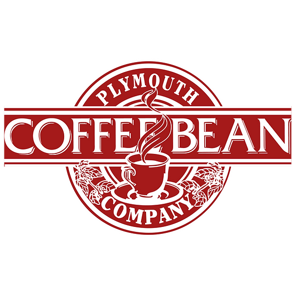Plymouth Coffee Bean Logo