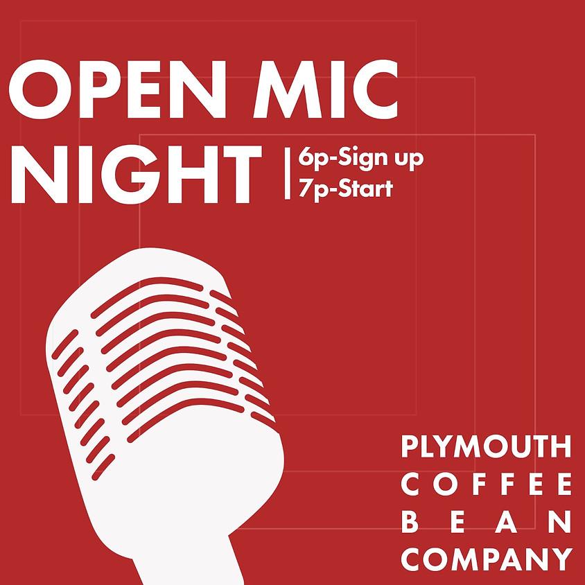 PCBC Open Mic Night