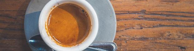 Espresso in cup