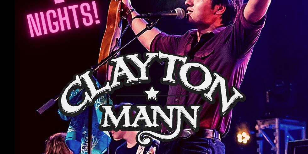 CLAYTON MANN at Sidewinders Saloon