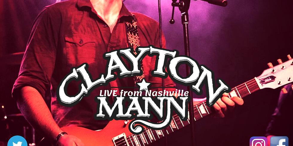 CLAYTON MANN at Firewater Saloon Mount Greenwood (1)