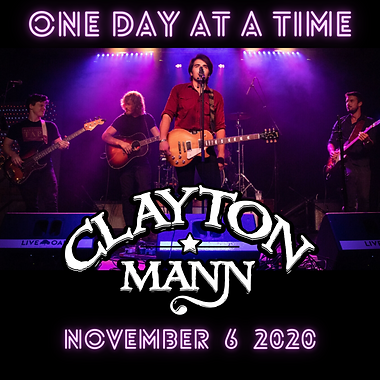 One Day At A Time by CLAYTON MANN