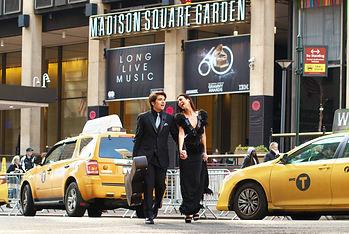 Clayton Mann at the Grammys 2018 , Madison Square Garden