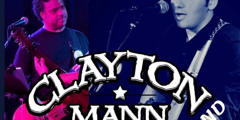 CLAYTON MANN at Nashwood