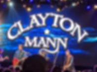 CLAYTON MANN at Wildhorse Saloon