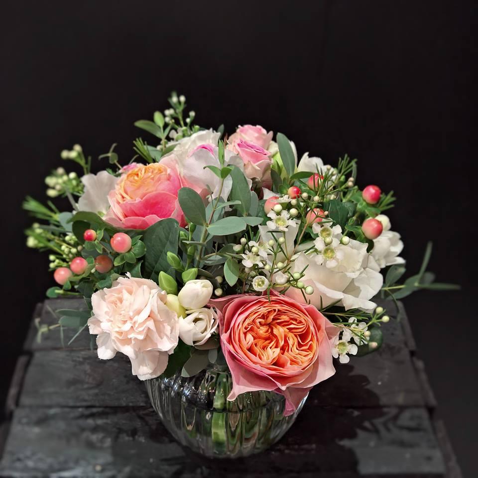 atelier lavarenne : fleuriste mariage lyon