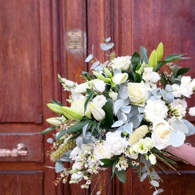 Bouquet blanc Lyon