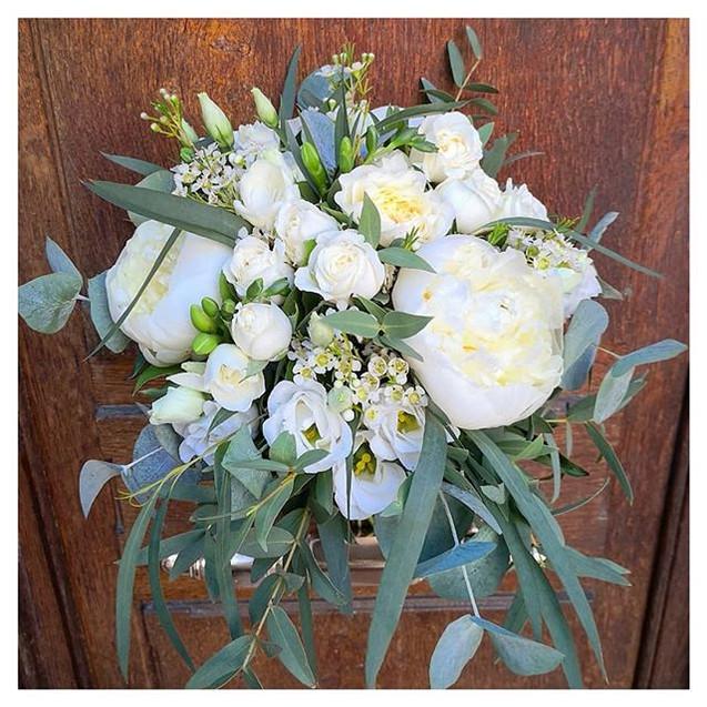 Le bouquet de la belle Roxanne... Vive l