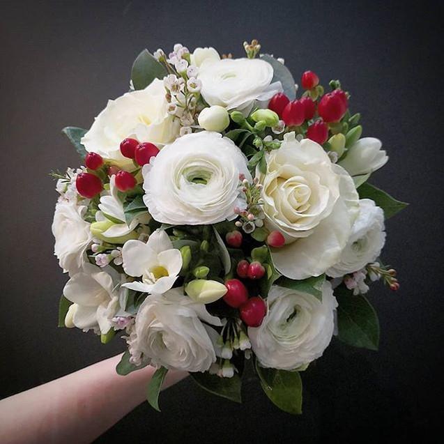 Bouquet de mariée d'hiver !_❄️💖❄️💖❄️💖