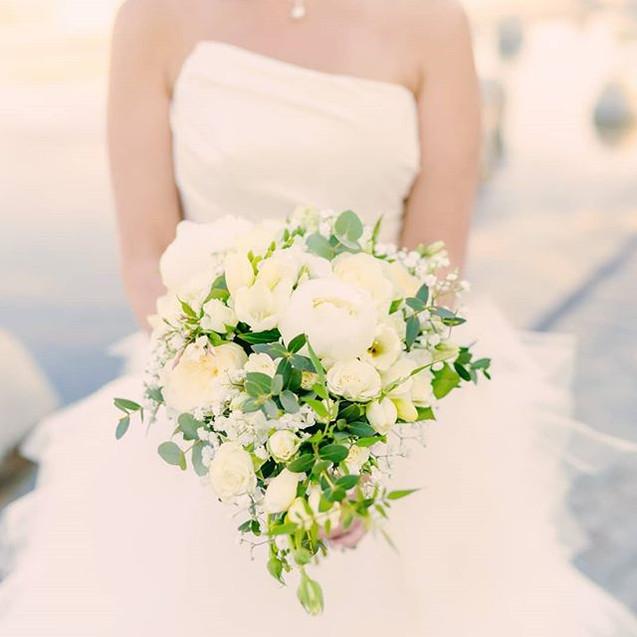 Souvenir du mariage de Laure le jour de