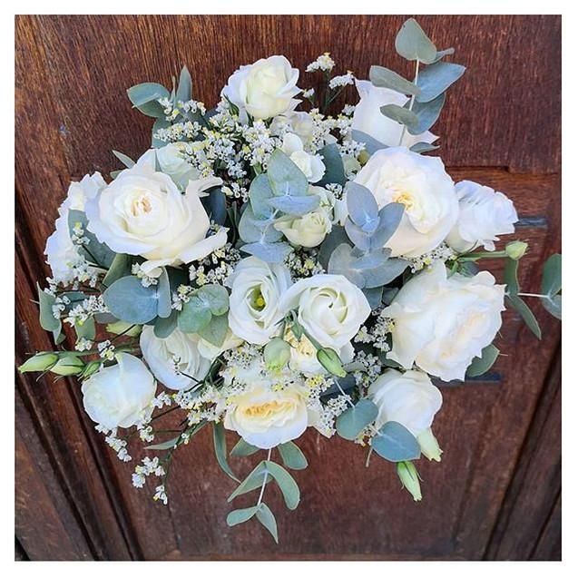 Le bouquet de Clotilde... Vive la mariée