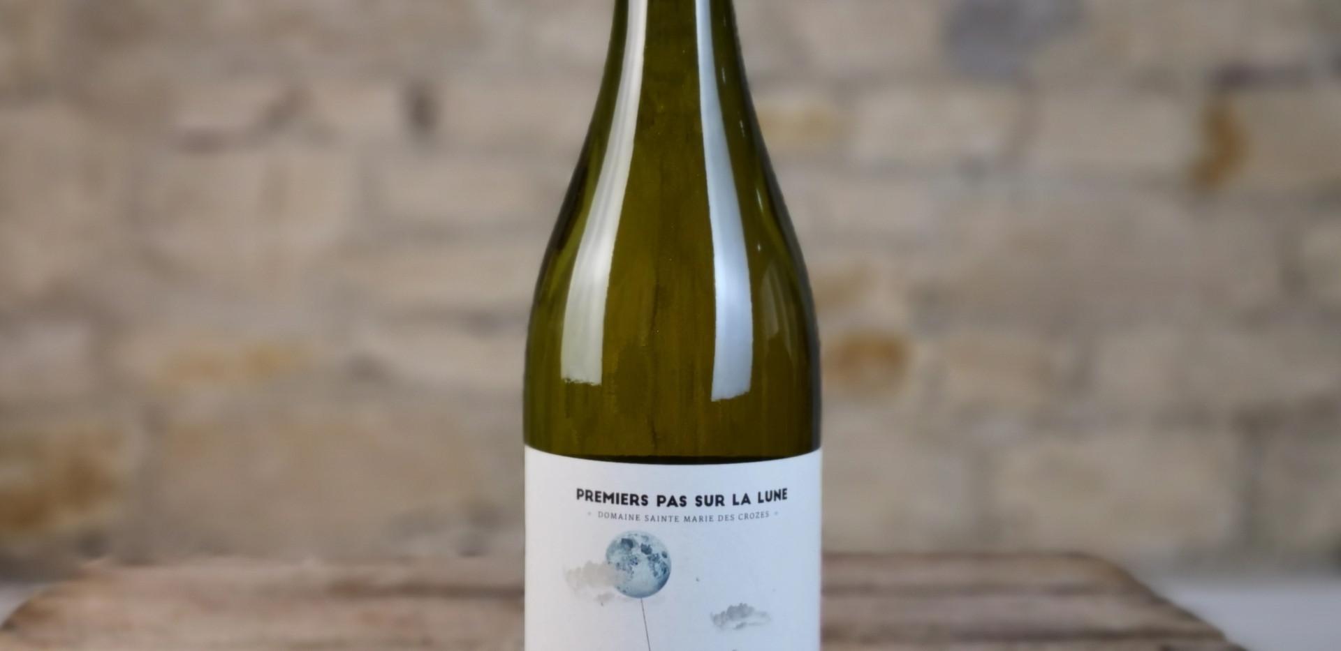 Premier Pas sur la Lune vin blanc biologique