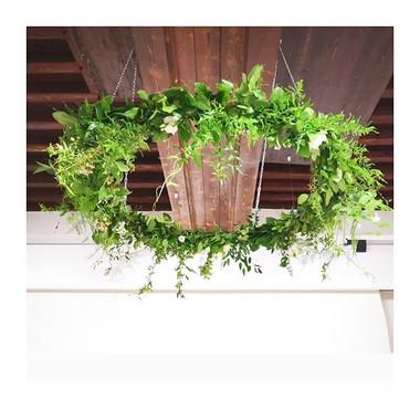 Cerceau végétal Atelier Lavarenne