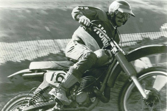 Former Honda Factory rider Tommy Croft to be Honored by the