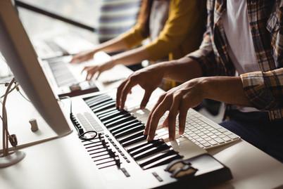 Tocar piano