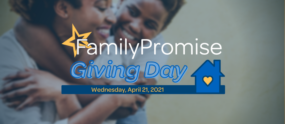 Family Promise Giving Day - Setting Up A Peer-to-Peer Fundraiser