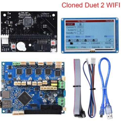 Duet 2 Wifi V1.04 c 5' экраном