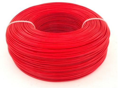 PLA Красный 400м (~1,2кг)