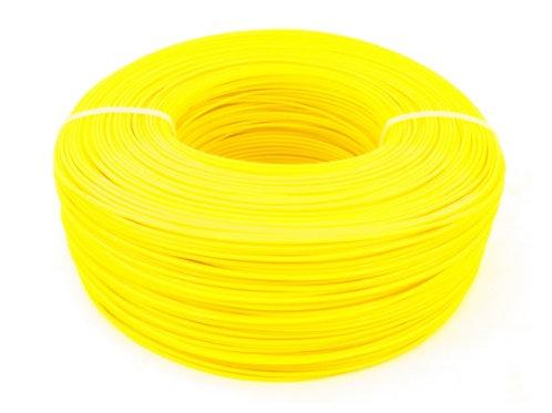 PLA Желтый 400м (~1,2кг)