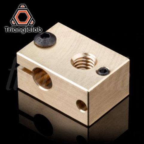 Trianglelab E3Dv6 (Латунь)